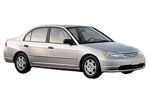 Honda Civic седан  (EN)