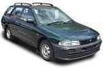 Mitsubishi Lancer  Station Wagon (CB_W, CD_W)