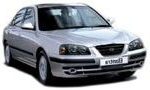 Hyundai Elantra седан (XD)