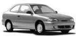 Hyundai Accent седан (X-3)