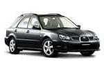 Subaru Impreza (GD, GG) универсал
